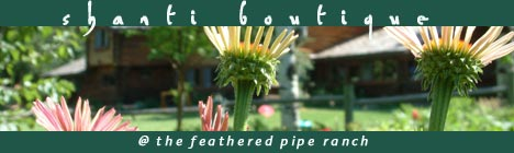 feathered pipe ranch