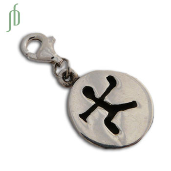 Charmas Warrior Pose Charm
