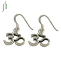 Om Earrings: Om Classic Earrings