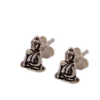 Buddha Studs Earrings